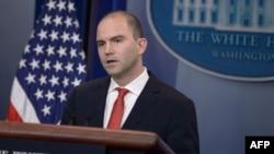 Заступник радника президента США з національної безпеки Бен Родс