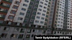 Kyrgyzstan – construction, building, appartments in Bishkek, apartment, new home, builder, builders, generic, undated