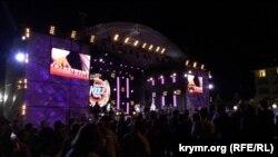 Джазовый фестиваль Koktebel Jazz Party, август 2015 года. Архивное фото