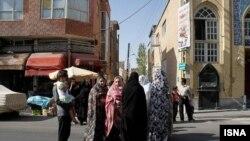 Իրան - Թավրիզը երկրաշարժից հետո, 11-ը օգոստոսի, 2012թ.