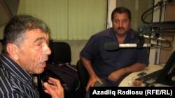 Çingiz İsmayılov və Vaqif Sadıqov