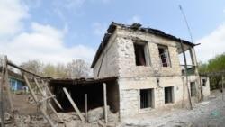 Ağdamın Çəmənli kəndinin sakini Rəsmiyyə Hüseynova
