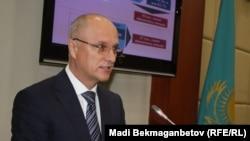 Вице-министр по инвестициям и развитию Роман Скляр.
