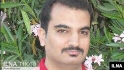 Iranian journalist Khosro Sadeghi Borojeni (file photo)