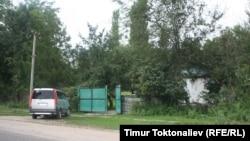 Дом и автомобиль Таалая Шамбетова