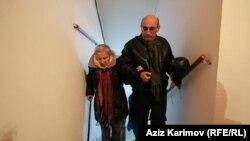 Супруги Лейла и Ариф Юнус