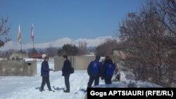 Руководителя рабочей группы от Южной Осетии Мераба Чигоева не устроила информация, предоставленная грузинскими участниками встречи