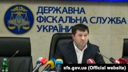 Роман Насіров, голова Державної фіскальної служби