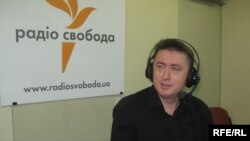 Украина президенті болған Л.Кучманың бұрынғы күзетшісі Н. Мельниченко. Киев, 27 қаңтар, 2009 жыл.