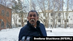 Серик Сарсенов. 2 марта 2016 года.