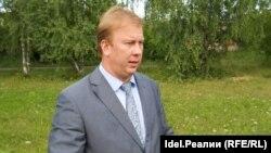 Павел Плотников. Архивное фото