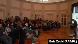 Konferencija u Novinarskom domu