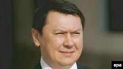 Рахат Алиев в бытность послом Казахстана в Австрии.