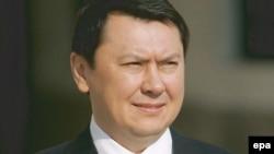 Рахат Алиев, бывший посол Казахстана в Австрии, бывший зять президента Казахстана Нурсултана Назарбаева.