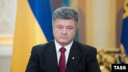 Ուկրաինայի նախագահ Պետրո Պորոշենկո, 21-ը հունիսի, 2014թ․