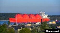 Тэрмінал звадкаванага газу ў Кляйпэдзе