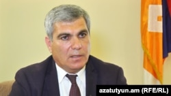 Лидер партии «Республика» Арам Саргсян (архив)
