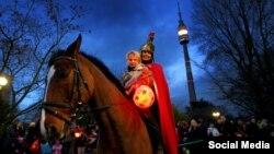 Праздник Святого Мартина в Германии. Источник: mkenyaujerumani.de