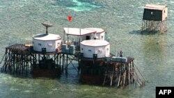 Так выглядит один из многих военных аванпостов КНР в Южно-Китайском море