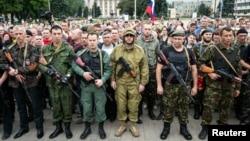 Ополченцы ДНР и ЛНР, как и украинская армия, использовали перемирие, чтобы укрепить свои позиции