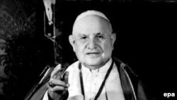 """Папа Иоанн XXIII, """"праведник народов мира"""""""