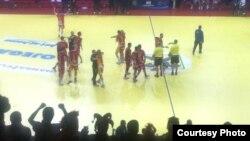 Македонскиот тим на ЕП во ракомет