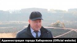 Валерий Лебеда, бывший первый заместитель мэра Хабаровска