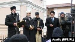 Акмәчәттә кырымтатарлар җыены