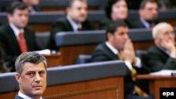 Kryeministri Hashim Thaçi - foto arkiv