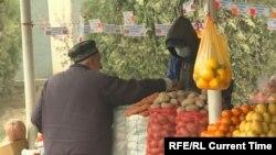 Дар як бозори Тоҷикистон