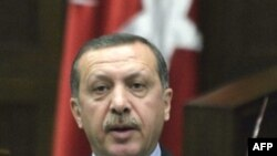 Prime Minister Erdogan addresses parliament on July 1