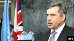 سخنان آقای براون تاکیدی دوباره بر مواضع دولت سابق بریتانیا در نوع برخورد با ایران است.