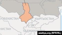 Туркестанская область.