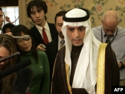 Saudi Ambassador to the United States Adel al-Jubeir (file photo)