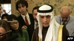 عادل الجُبیر، سفیر عربستان در واشینگتن، که گفته میشود قرار بوده مورد سوء قصد قرار گیرد.