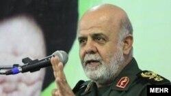 ایرج مسجدی، مشاور عالی فرماندهی نیروی قدس سپاه پاسداران