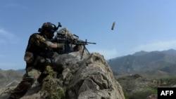 يو افغان سرتيری
