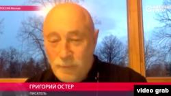 Rusiyalı yazıçı Grigory Oster