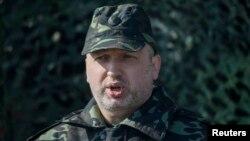 Украинанын убактылуу президенти Олександр Турчинов.