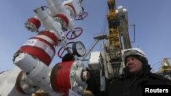 Ռուսաստան - «Ռոսնեֆտ»-ի նավթահանքերից, արխիվ