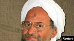 """Новый лидер """"Аль-Каиды"""" Айман аль-Завахири."""