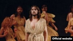 "Sankt-Peterburq Rok Opera Teatrının ifasında ""Superulduz İsa Məsih"" müzikli"