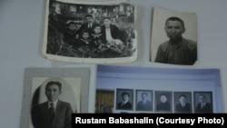 Жазыксыз репрессияланган Айткул Бабашалиндин фото сүрөттөрү.