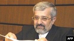 علی اصغر سلطانیه، نماینده ایران در آژانس