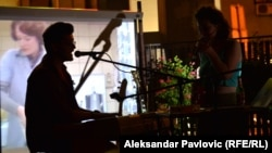 Nastup benda Private Recital Session u Kulturnom, centru Grad