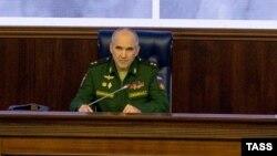 Генерал-полковник Сергій Рудськой розповідає про успіхи в Сирії