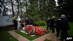 Grob haškog optuženika Slobodana Miloševića u Požarevcu
