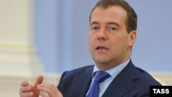 Russian Prime Minister Dmitry Medvedev begins a two-day visit to Paris on November 26.