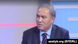 Кубан Мамбеталиев.