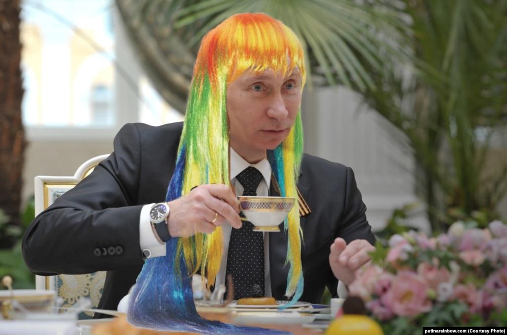 Гости с нетрадиционной сексуальной ориентацией будут чувствовать себя на Олимпиаде комфортно, - Путин - Цензор.НЕТ 4334